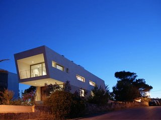 VOLANTI. modern house just 50 meters to the beach