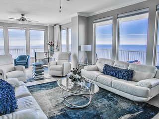 Treasure Island 2301 | Luxury Penthouse | Free Beach Service