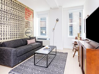 Lively 1BR at Wall Street Floor #7 by Sonder