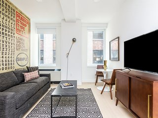 Lively 1BR at Wall Street Floor #4 by Sonder