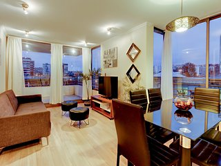 Departamento moderno y central con estilo - Modern and central apt with style