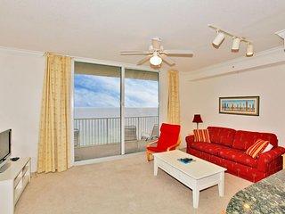 Tidewater 2307 | Beachfront Condo | Sauna | Game Room!