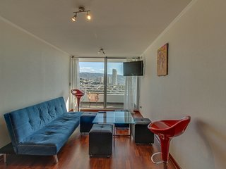 Practico departamento con piscina en terraza - Practical apt w/ pool on terrace