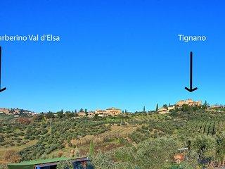 Tignano Apartment Sleeps 7 with Pool and WiFi - 5741629
