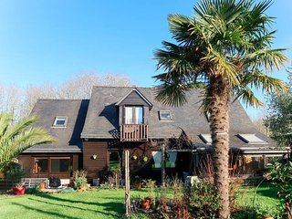 4 bedroom Villa in Kerbasguen, Brittany, France - 5742659