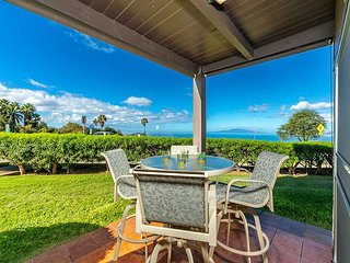 Hale Kamaole #101 1Bd/1Ba Prime Location, Ocean Views, Near Beach, Sleeps 4