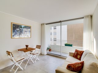 Radiante depto en el centro de la ciudad - Radiant apt in the center of the city
