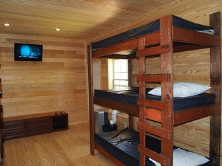 Boys Dorm #2 near Little River Canyon