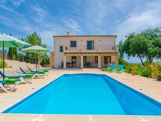 Spacious villa in Sant Joan with Parking, Internet, Washing machine, Air conditi
