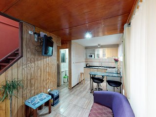 Cabana familiar con kitchenette - Family cabin with kitchenette