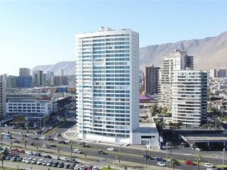 Departamento exclusivo con excelente vista al mar