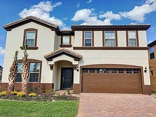 BRAND-NEW!! 9 bedroom house near Disney in Resort Community!