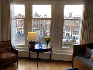 Canal View B&B Amsterdam Center