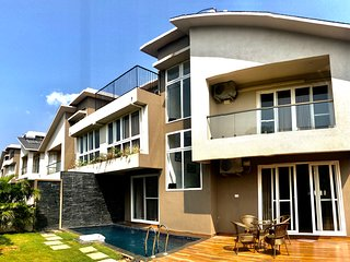 Tip'Sea Villa by Utopian Villas in Anjuna w/ Private Pool & Caretaker