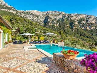 6 bedroom Villa in Deia, Balearic Islands, Spain : ref 5740466