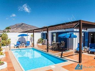Villa 102, Las Coloradas, Playa Blanca