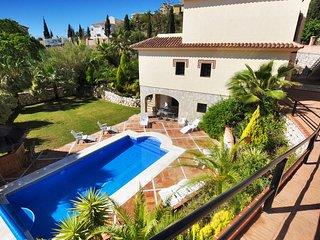 5 bedroom Villa in Mijas, Andalusia, Spain - 5700406