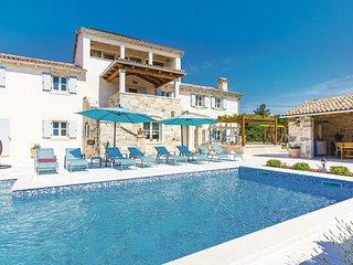 5 bedroom Villa in Gajana, Istria, Croatia : ref 5740468