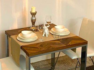 Premium Apartment 66 m2 für 2 Gäste zentral gelegen