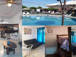 Hermosa Villa para vacacionar JACO CR