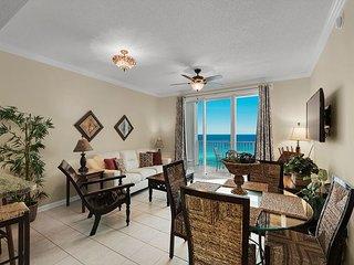 ~Updated~ BEACH VIEW *Seascape Resort! Heated Pool~Hotub~Gym +FREE VIP Perks!