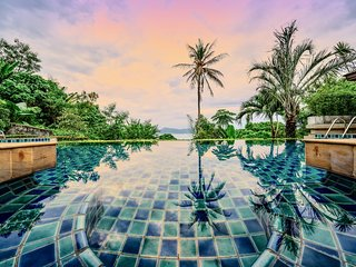 Glasshouse Phuket | Luxury private villa | Sea views | Short walk to 2 beaches