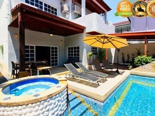Private Pool Villa, close to walking street ★FREE WIFI★