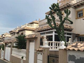 Quad villa