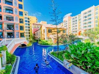 Venetian Resort Pattaya - Deluxe Suite - 3per