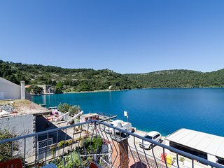 Room with amazing sea view - Polace - Ogigija S1