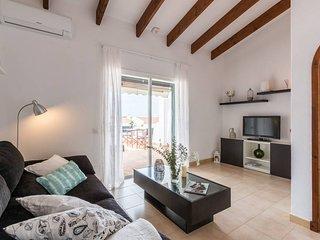 apartamento con piscina vistas mar y montana
