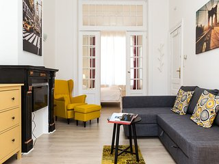 Modern 1bdr apartment of 70sqm with great location in Brussels