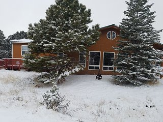 Skiers Special'Tranqil/Private Retreat Mtn Views off I25
