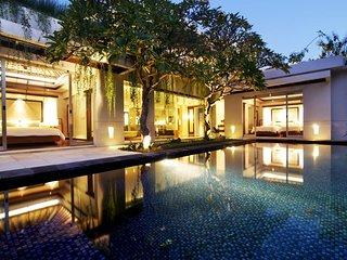 3bedroom Spacious Beachfront Villa With Pool