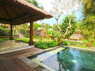 4 BDR Tropical Villa at Canggu