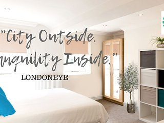 AWESOME LOCATION!LARGE COMFY 2BED2BATH LONDON EYE