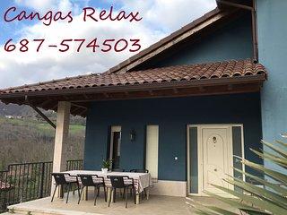 Cangas Relax Casa en Cangas de Onis