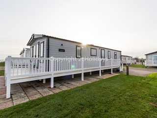 80004 Horizons area, 3 Bed, 8 Berth. Full sea view and decking with D/G & C/H