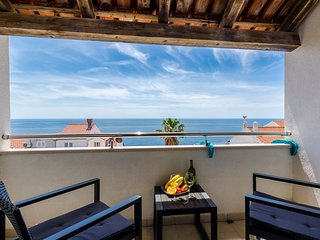 Apartment Petra 14 - Studio Apartment with Balcony and Sea View