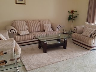 Exclusively furnished 3 bedroom apartment