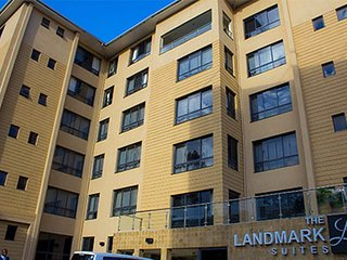 Relax and enjoy the great amenities offered at the The Landmark Hotel,