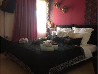 Eva's apartment in Athens