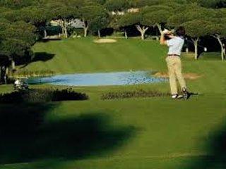 Vila sol Resort Golf course