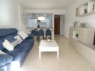 Fantastic apartment in Sant Antoni e Calonge with pool, parking and WIFI