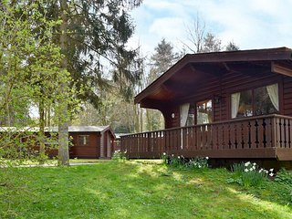 Scandinavian Lodge Nr 10, Kenwick Woods, Louth, Lincolnshire LN11 8NP