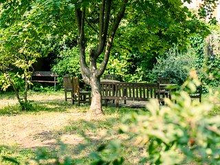 Romantic apartment with a garden - Navigli