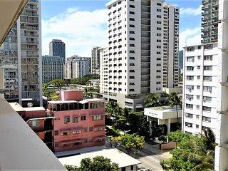 Kuhio Village Condominium 1008A