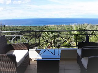 Villa Keshi - luxurious location & views, villa with private swimming pool.