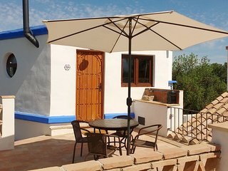 Rustic Loft 10 km. from Granada, with pool and barbecue. Enjoy natural outdoors!