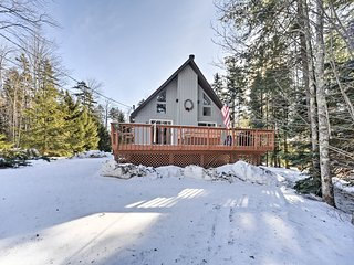 NEW! Large House w/Deck - 3 Miles to Hunter Mtn!